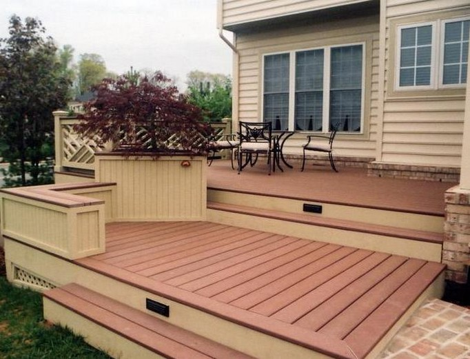 Deck And Patio Materials