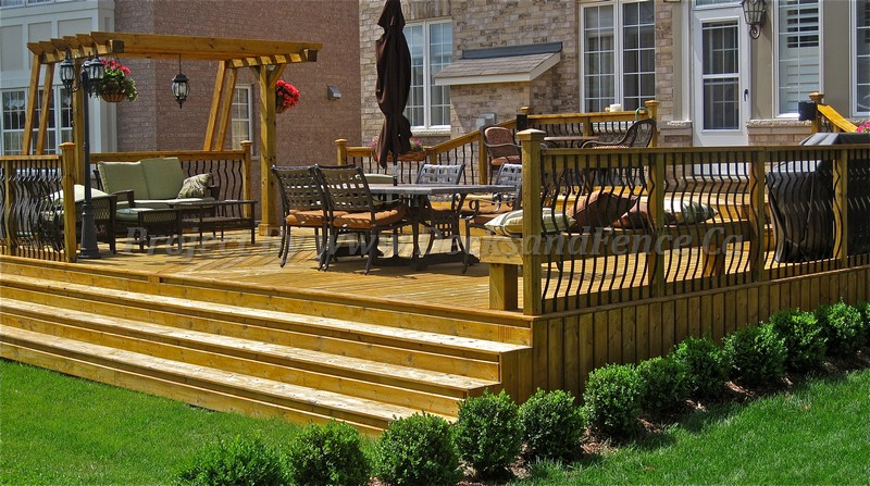 deck and patio toronto | deck design and ideas
