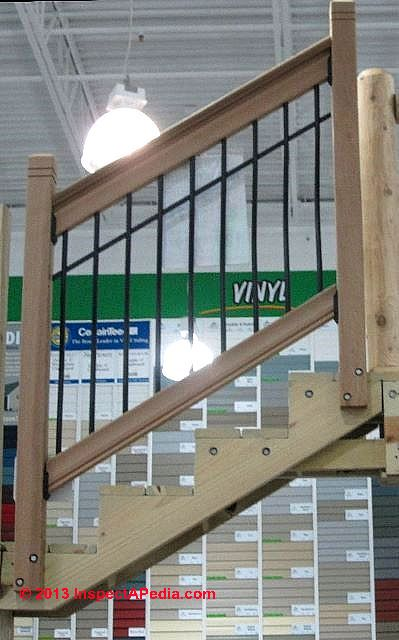 Deck Balusters Menards