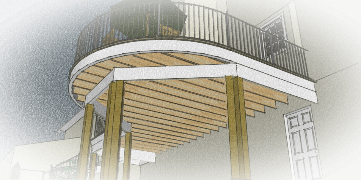 deck beam design