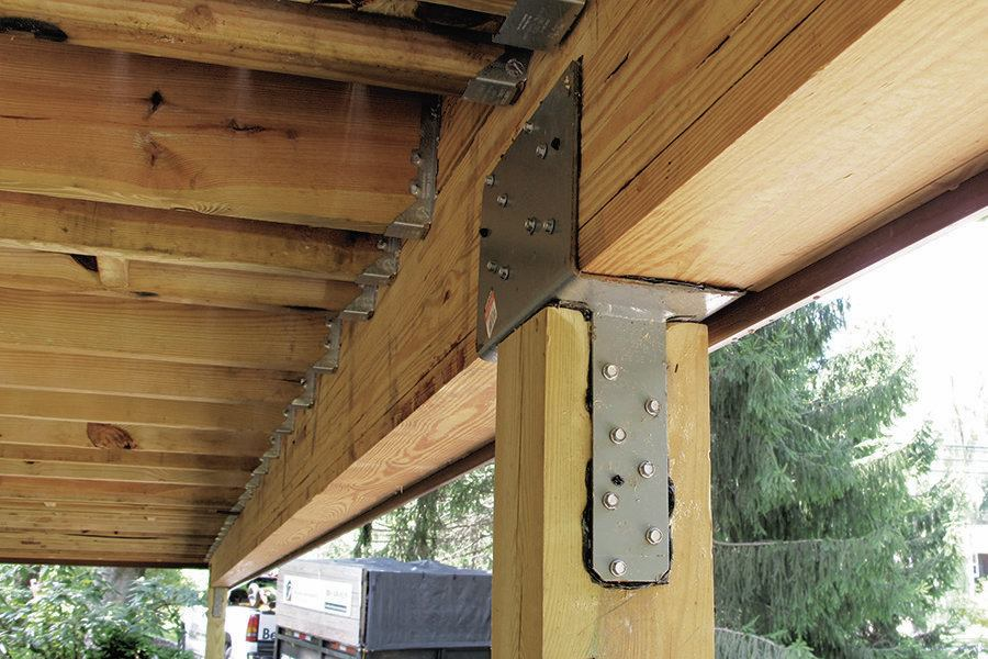 Deck Beam Joint Deck Design And Ideas