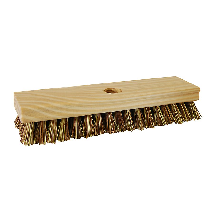 deck brush lowes