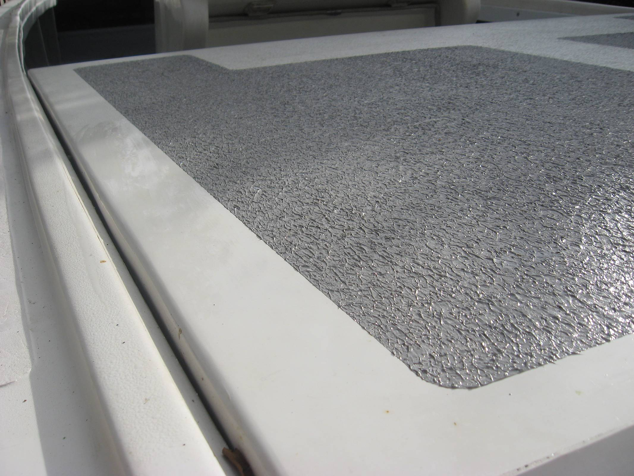 deck coating materials