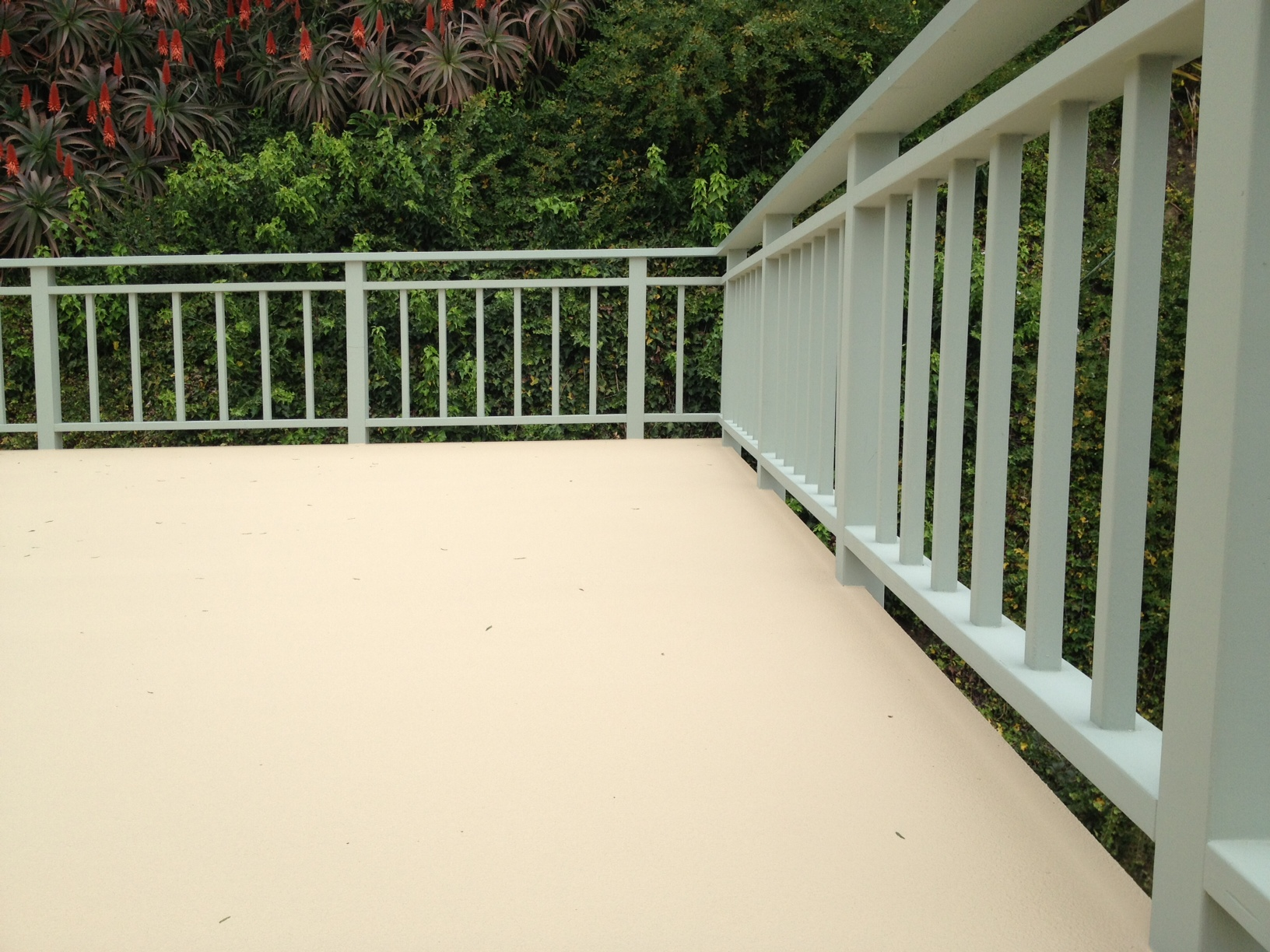 deck coating waterproofing