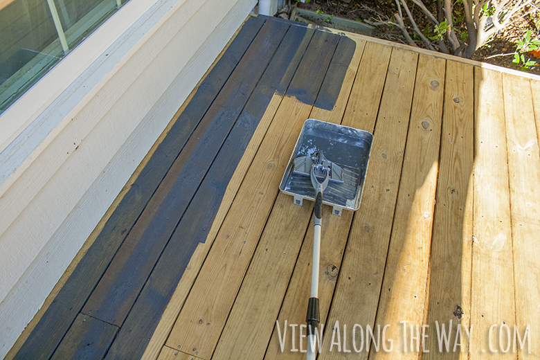 Deck Colors For Light Gray House Deck Design And Ideas