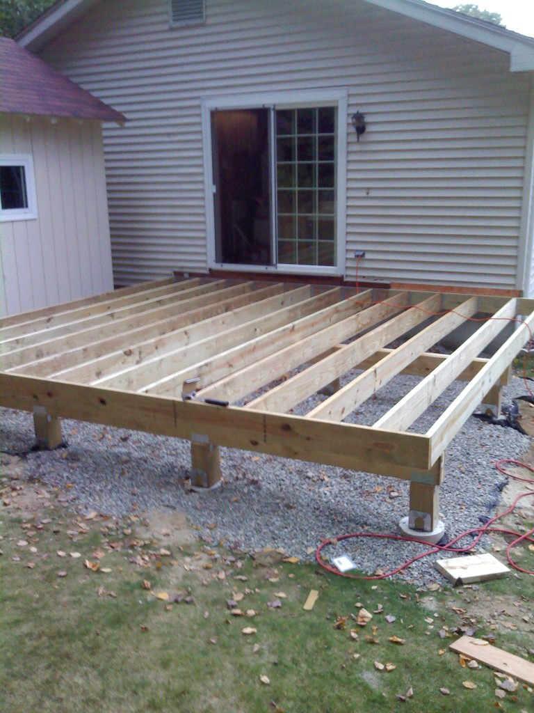 deck construction requirements