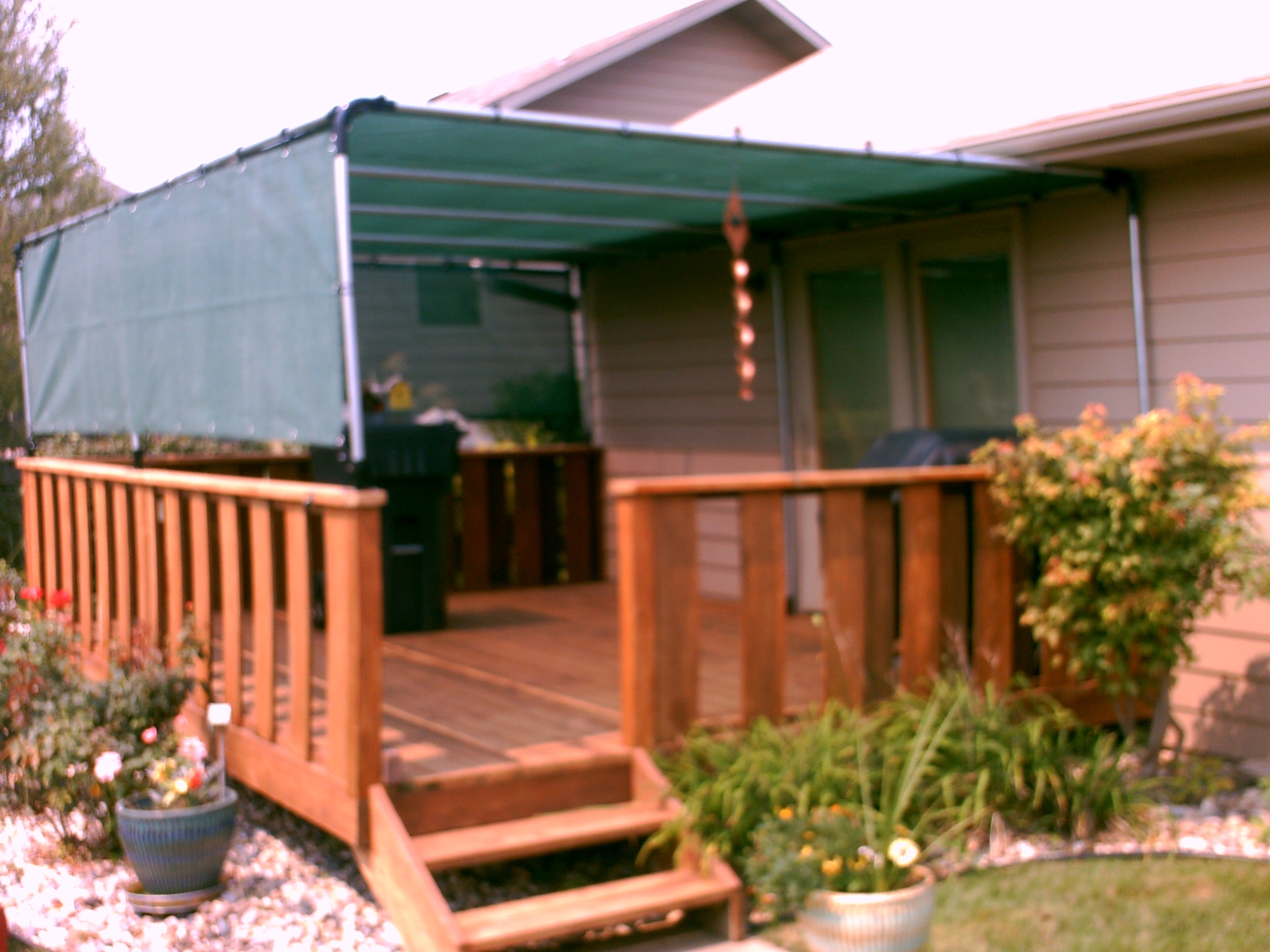 deck cover options