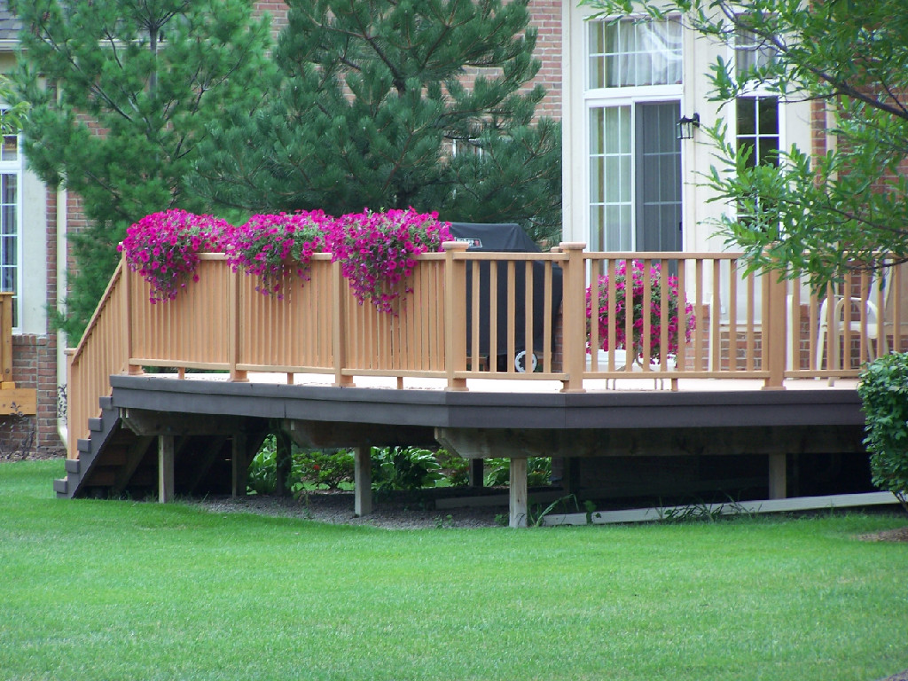 Deck decorating ideas pictures | Deck design and Ideas