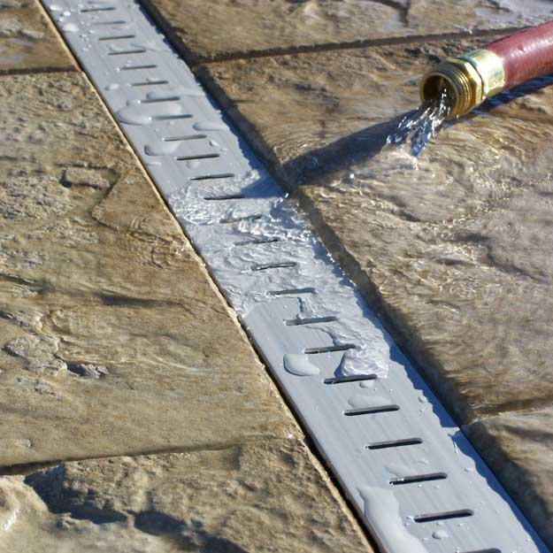 deck drain systems