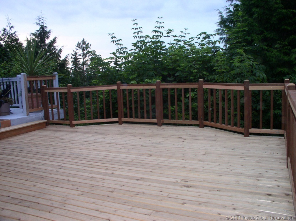 deck expansion
