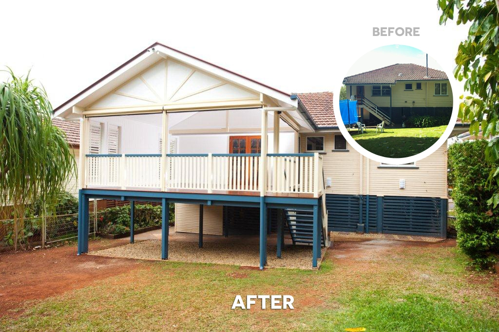 deck extension brisbane