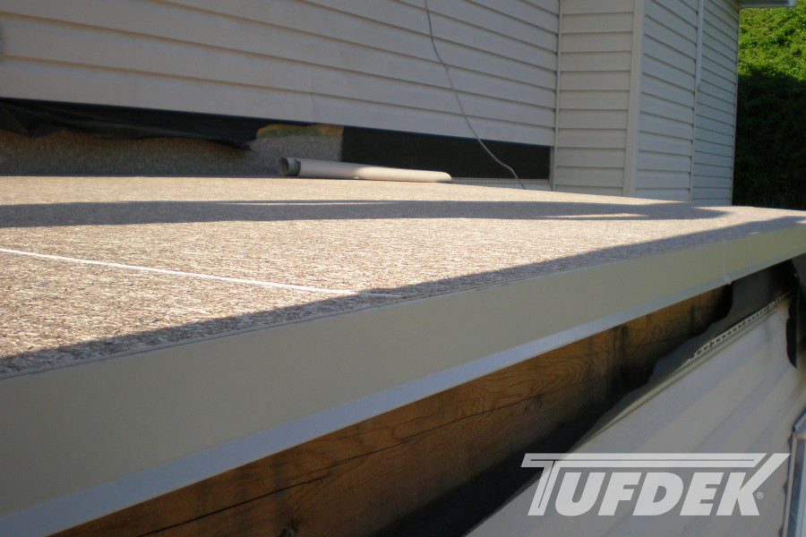 deck flashing products
