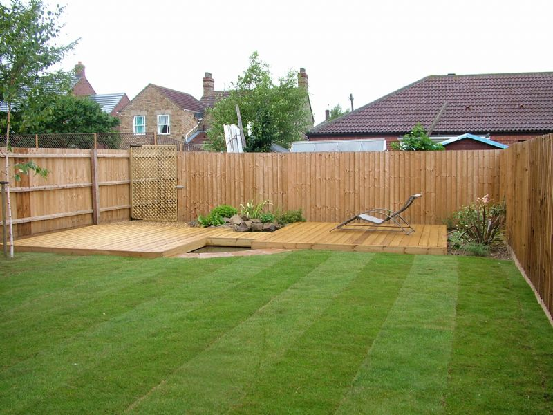 Best Decking Ideas For Garden Contemporary Home Decorating Ideas