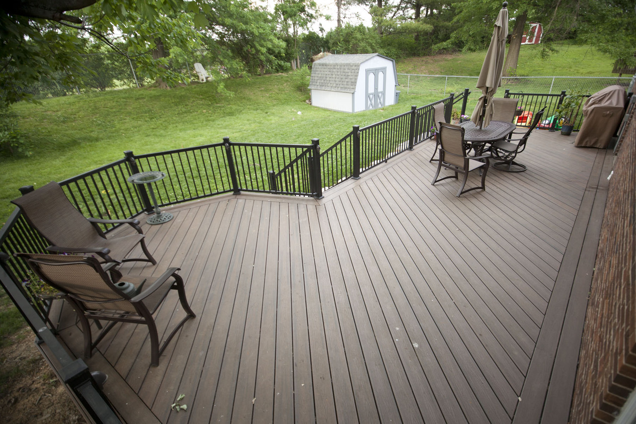 deck installation cincinnati