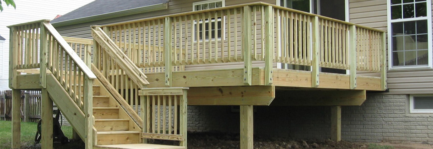 deck installation frederick md