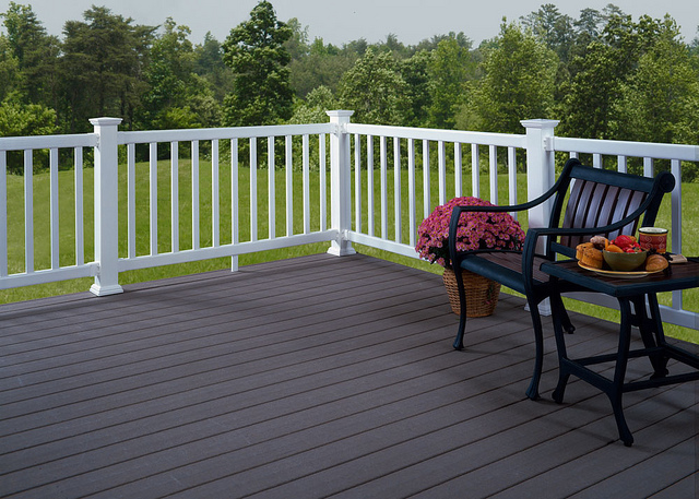 deck installation lowes