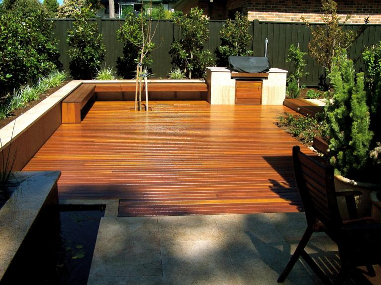 deck installation melbourne