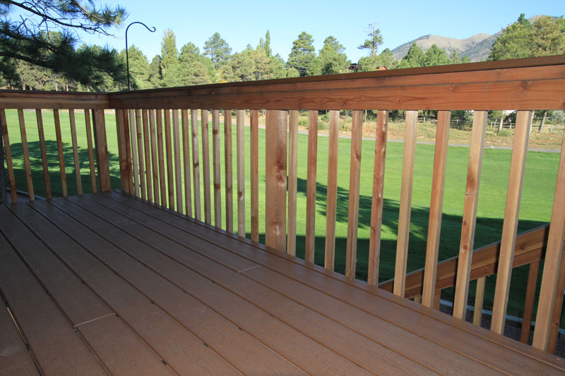 deck installation prices