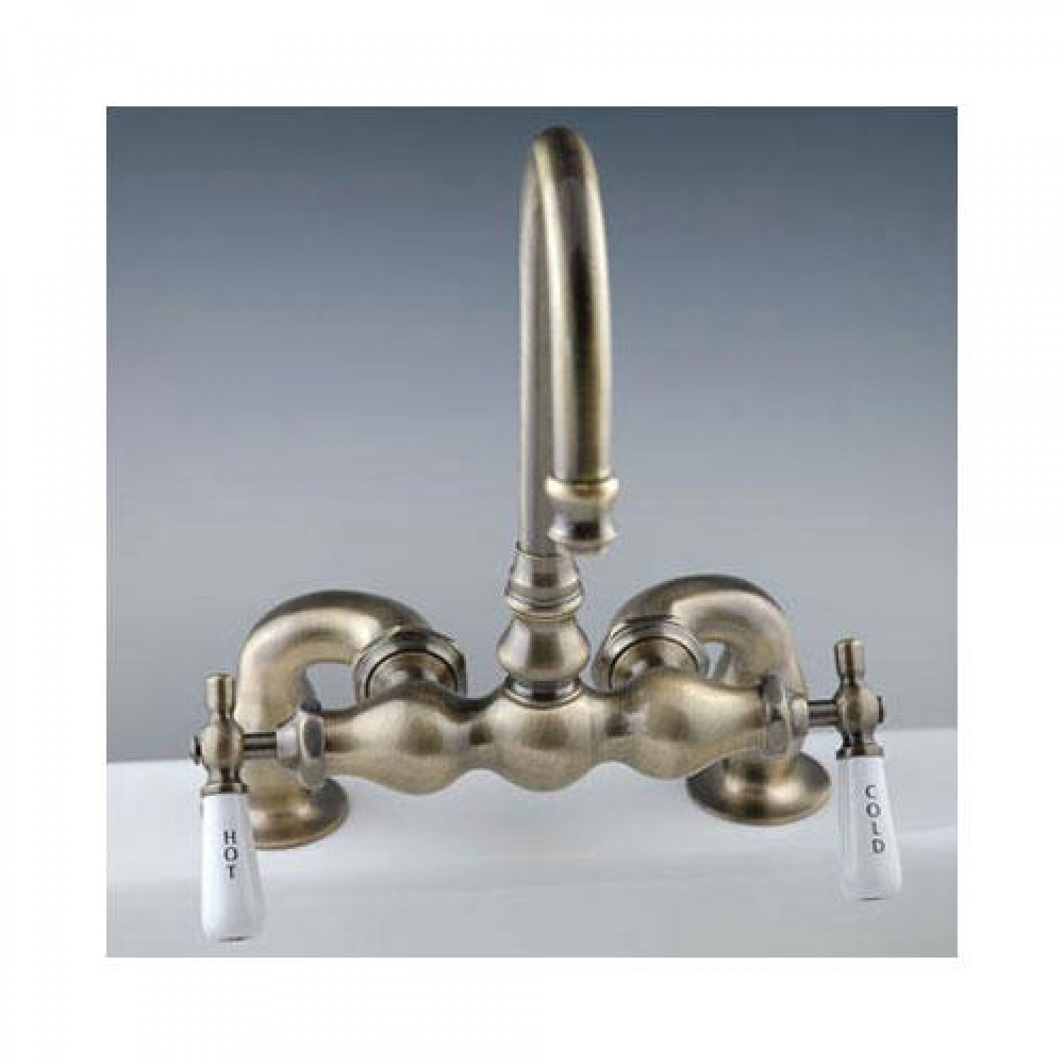deck mount faucet definition