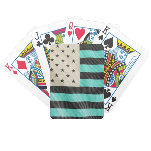deck of cards colors
