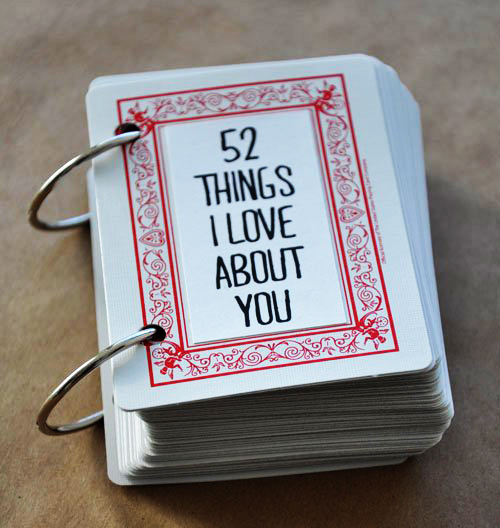 deck of cards gift
