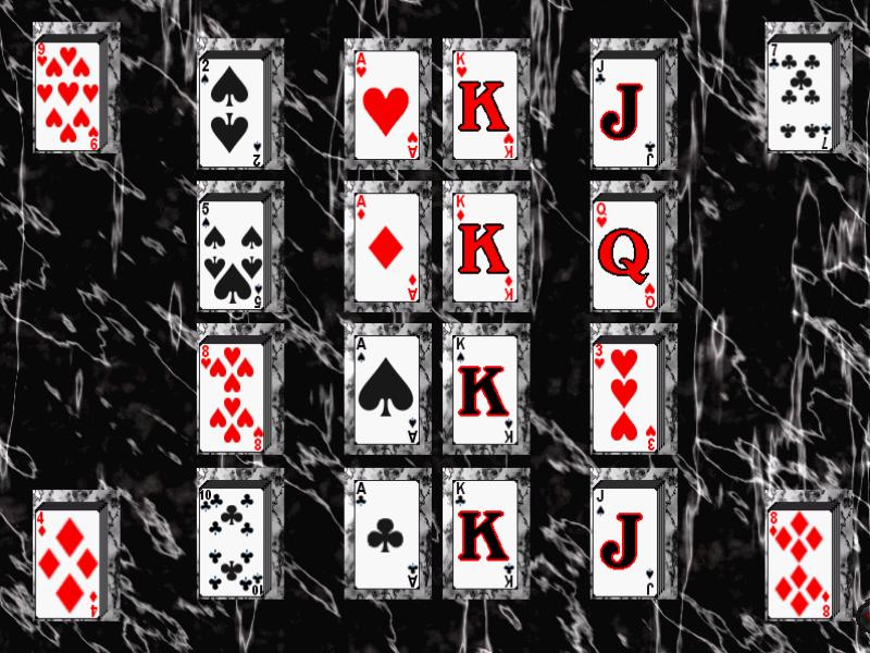 deck of cards virtual