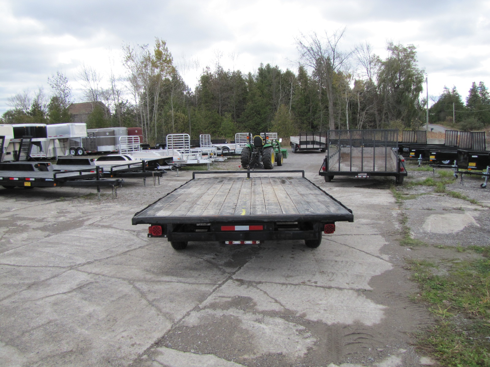 deck over trailers for sale ontario