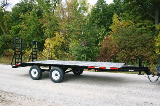 deck over trailers ontario
