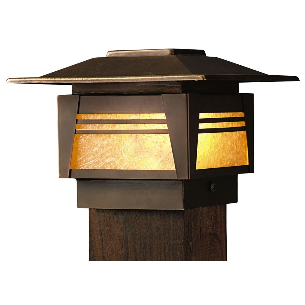 deck post lights low voltage