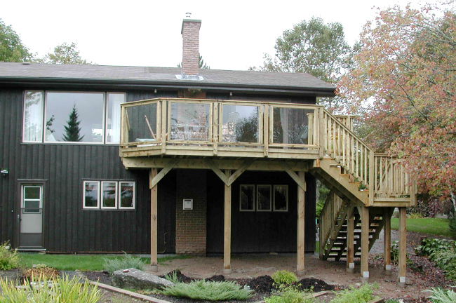 Deck railing code nova scotia deck design and ideas for Massachusetts building code exterior stairs
