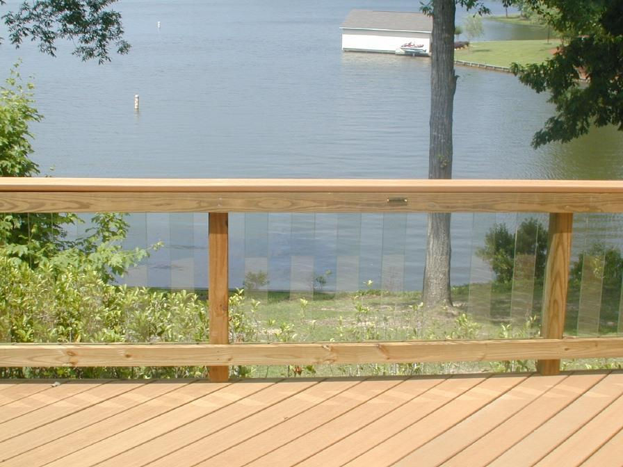 deck railing height code georgia