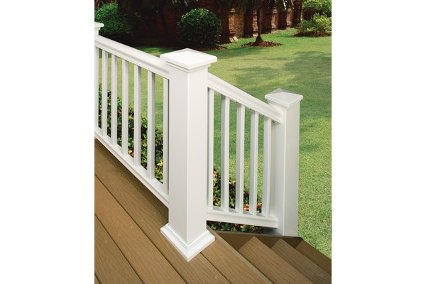 deck railing installation instructions