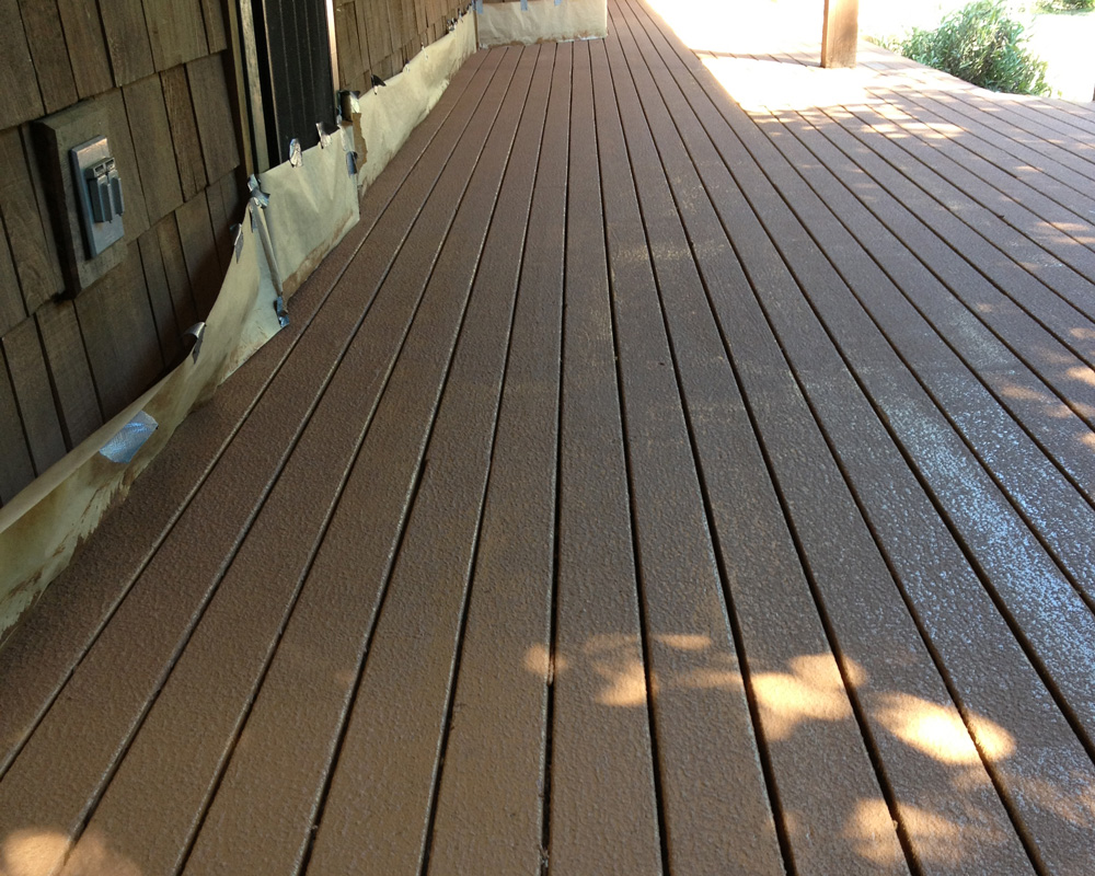 deck restore colors
