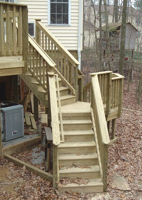 Charming Stunning Deck Stair Design Ideas Pictures Home Design Ideas