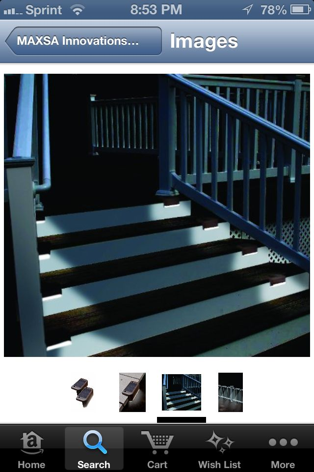 Deck Stairs Lighting Solar Deck Design And Ideas