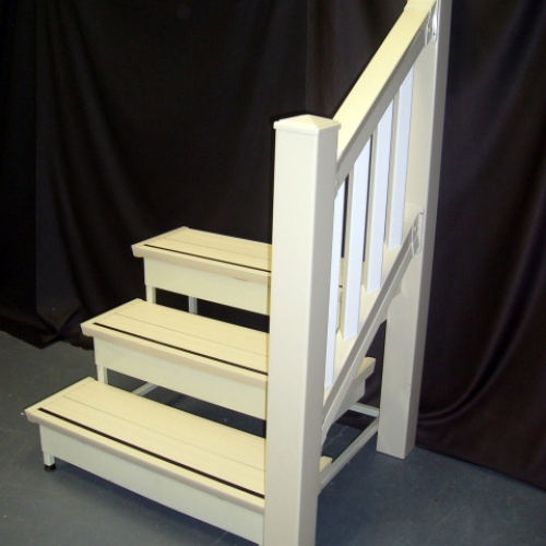Deck Steps Kit