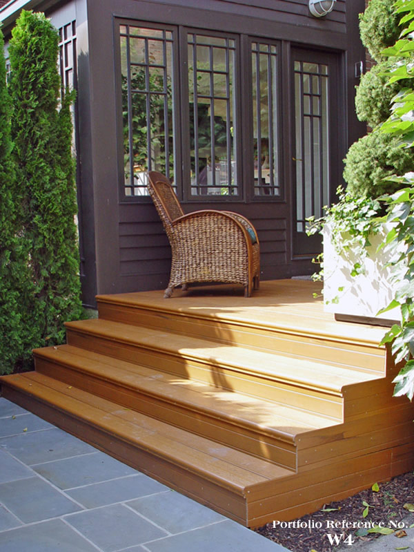 Deck Steps Pictures