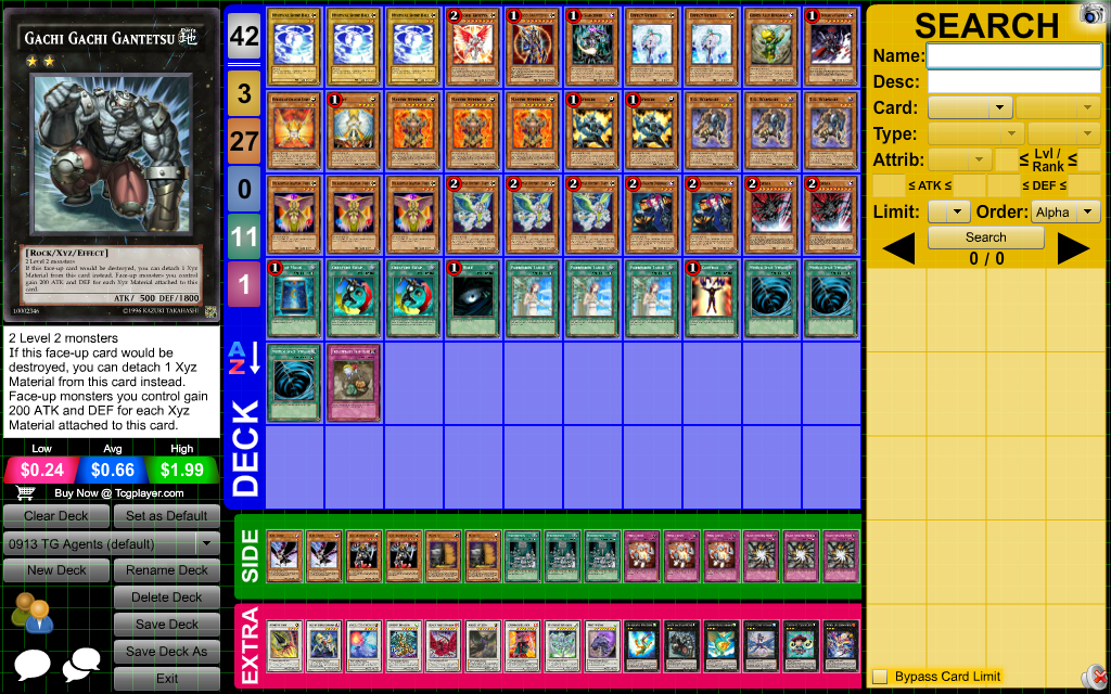 deck tg agent september 2013