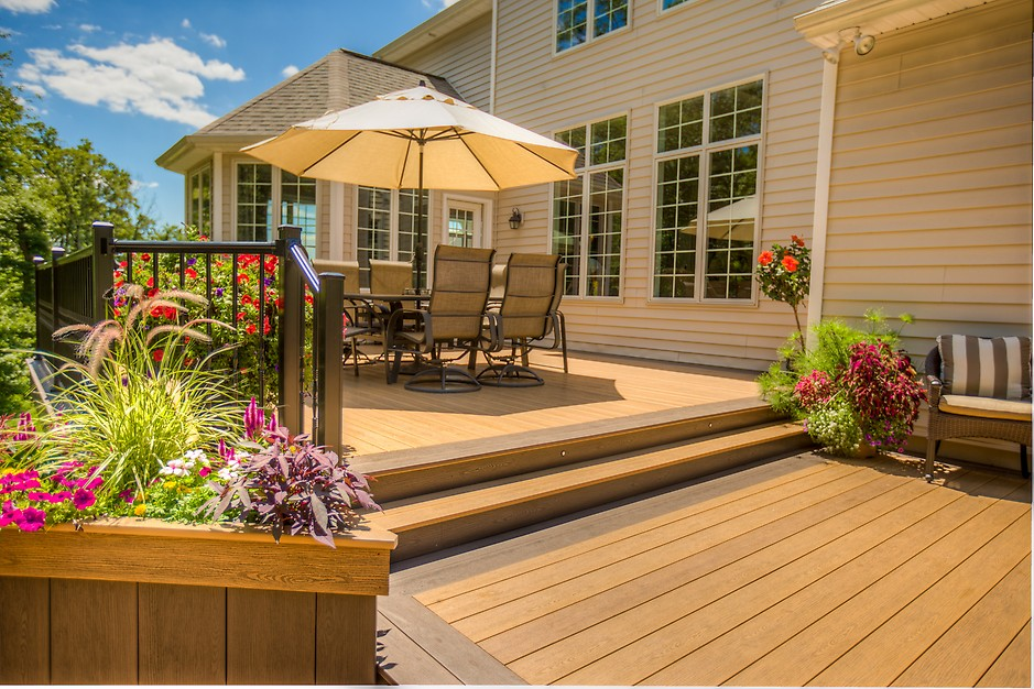 Deck And Patio Design Software Free Cost Of Deck Vs Patio