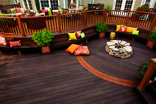 deck wood alternatives