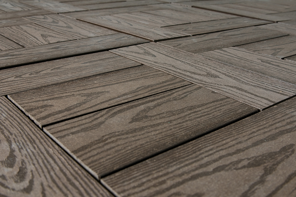 deck wood at lowes