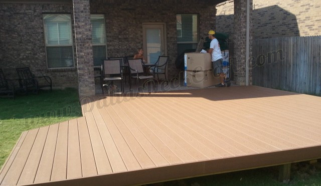 deck wood choices