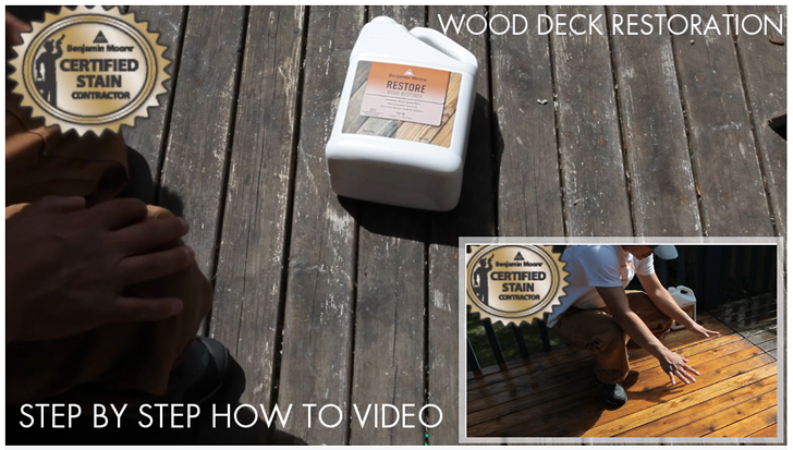 deck wood cleaner