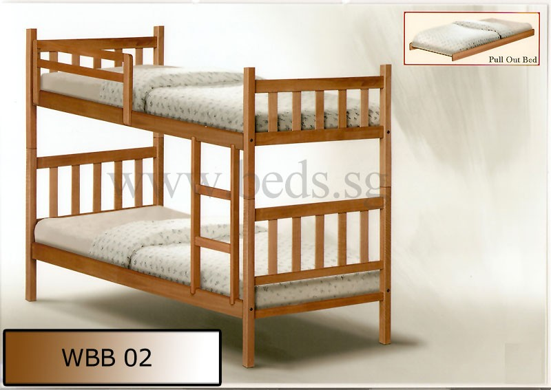 double deck bed images