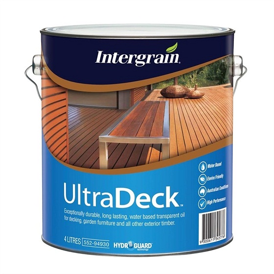 intergrain ultradeck
