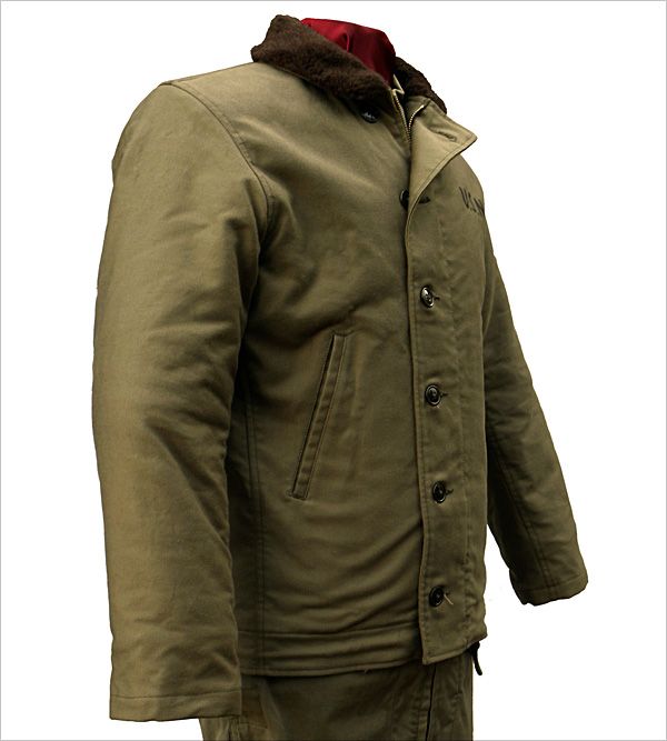n1 deck jacket for sale