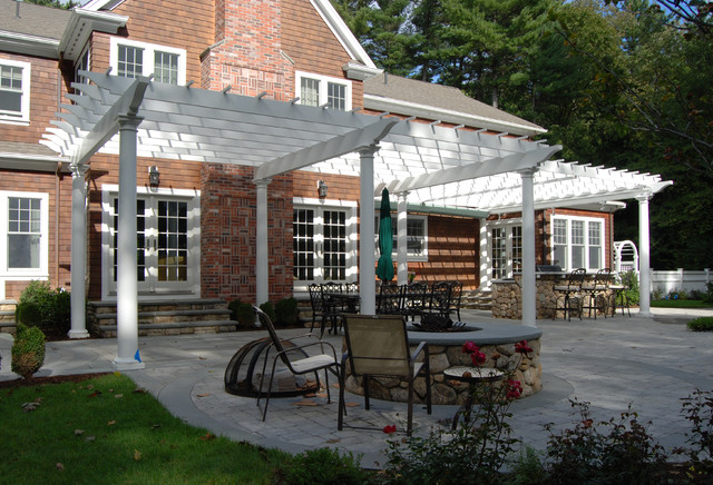 Outdoor Canopy Attached To House Deck Design And Ideas