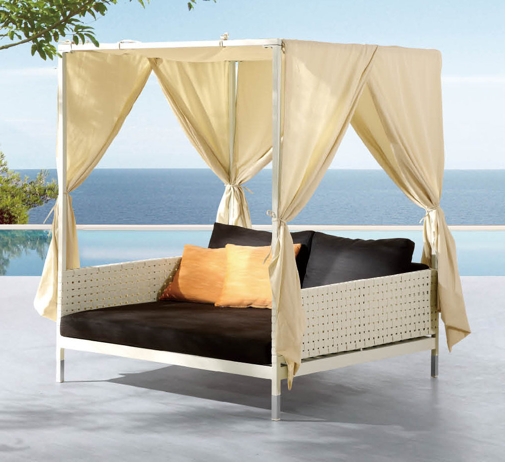 Outdoor Canopy Daybed Sale