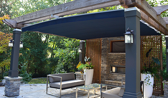 outdoor canopy fabric