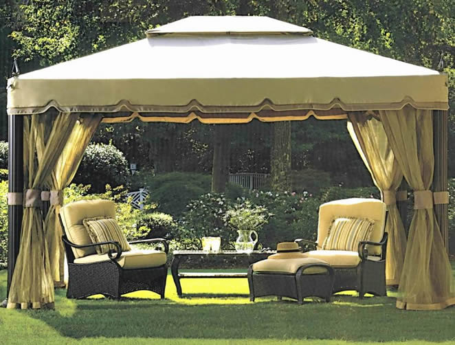 outdoor canopy instructions